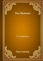 도서 이미지 - The Observers