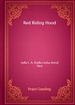 도서 이미지 - Red Riding Hood
