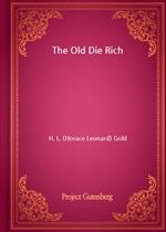 도서 이미지 - The Old Die Rich