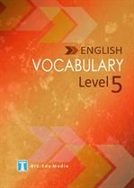 도서 이미지 - English Vocabulary level 5