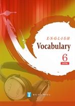 도서 이미지 - English Vocabulary level 6