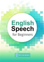 도서 이미지 - English Speech for Beginners