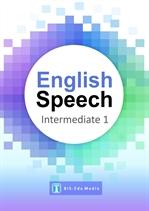 도서 이미지 - English Speech Intermediate 1