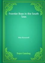 도서 이미지 - Frontier Boys in the South Seas