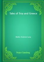 도서 이미지 - Tales of Troy and Greece