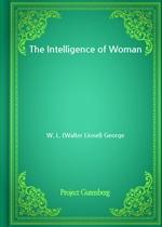 도서 이미지 - The Intelligence of Woman