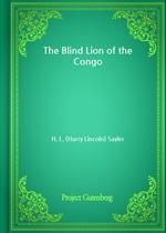 도서 이미지 - The Blind Lion of the Congo