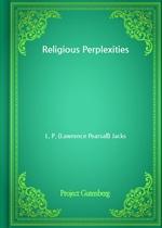 도서 이미지 - Religious Perplexities