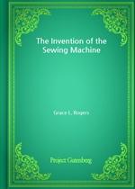도서 이미지 - The Invention of the Sewing Machine