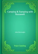 도서 이미지 - Camping & Tramping with Roosevelt