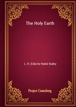 도서 이미지 - The Holy Earth