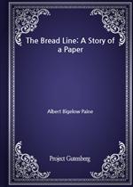 도서 이미지 - The Bread Line: A Story of a Paper