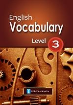도서 이미지 - English Vocabulary level 3