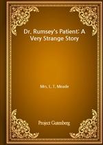 도서 이미지 - Dr. Rumsey's Patient: A Very Strange Story