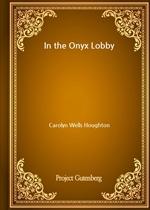 도서 이미지 - In the Onyx Lobby