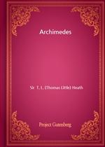 도서 이미지 - Archimedes