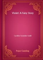 도서 이미지 - Violet: A Fairy Story