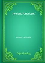 도서 이미지 - Average Americans
