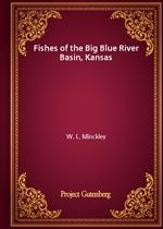 도서 이미지 - Fishes of the Big Blue River Basin, Kansas