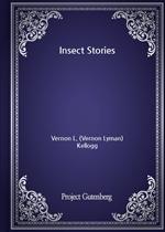도서 이미지 - Insect Stories