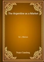 도서 이미지 - The Argentine as a Market