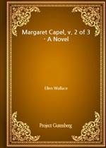 도서 이미지 - Margaret Capel, v. 2 of 3 - A Novel