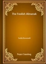 도서 이미지 - The Foolish Almanak