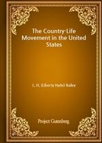 도서 이미지 - The Country-Life Movement in the United States