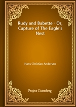 도서 이미지 - Rudy and Babette - Or, Capture of The Eagle's Nest