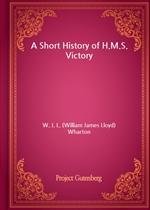 도서 이미지 - A Short History of H.M.S. Victory