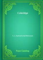 도서 이미지 - Coleridge