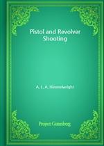 도서 이미지 - Pistol and Revolver Shooting
