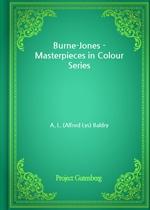 도서 이미지 - Burne-Jones - Masterpieces in Colour Series