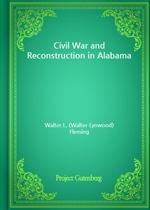 도서 이미지 - Civil War and Reconstruction in Alabama