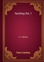도서 이미지 - Yachting Vol. 1