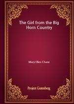 도서 이미지 - The Girl from the Big Horn Country