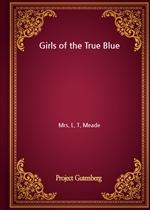 도서 이미지 - Girls of the True Blue