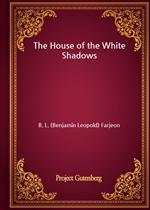도서 이미지 - The House of the White Shadows