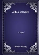 도서 이미지 - A Ring of Rubies