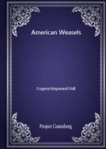 도서 이미지 - American Weasels