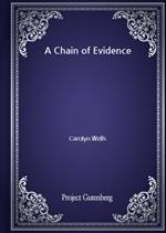 도서 이미지 - A Chain of Evidence
