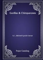 도서 이미지 - Gorillas & Chimpanzees
