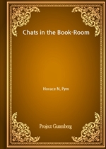 도서 이미지 - Chats in the Book-Room