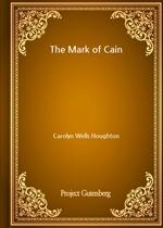 도서 이미지 - The Mark of Cain