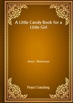 도서 이미지 - A Little Candy Book for a Little Girl