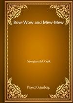 도서 이미지 - Bow-Wow and Mew-Mew