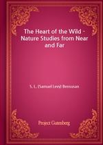 도서 이미지 - The Heart of the Wild - Nature Studies from Near and Far