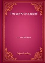 도서 이미지 - Through Arctic Lapland