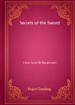 도서 이미지 - Secrets of the Sword