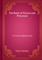 도서 이미지 - The Book of Princes and Princesses